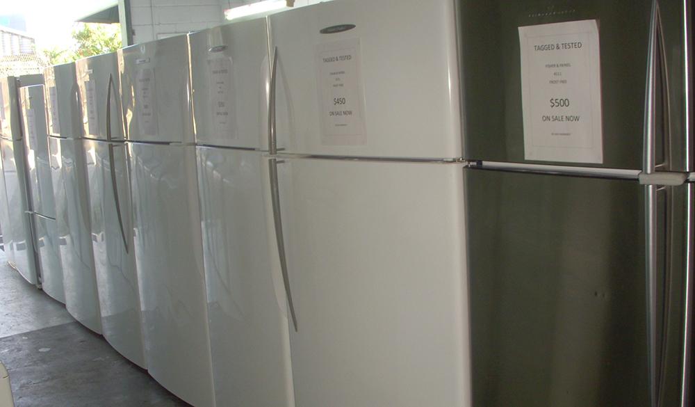 sunshine coast quality second hand fridges
